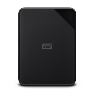 Western Digital WDBJRT0040BBK-WESN disco duro externo 4000 GB Negro