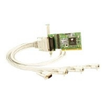 Brainboxes IntaShield 4-Ports Serial Adapter Serial interface cards/adapter