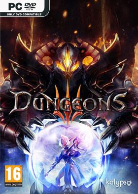 Nexway Dungeons 3 vídeo juego PC/Mac/Linux Básico Español