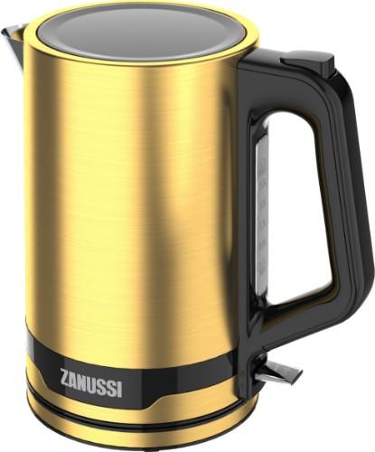 Zanussi ZEK-1240-YL electric kettle 1.7 L 2200 W Black, Yellow