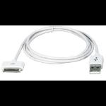 "QVS AC-1.5M lightning cable 59.1"" (1.5 m) White"