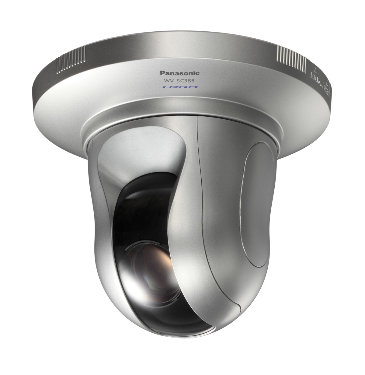 Panasonic WV-SC385 Indoor & outdoor Dome Silver surveillance camera