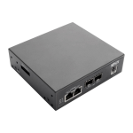 Tripp Lite 8-Port Serial Console Server with Built-In Modem, Dual GbE NIC, Flash and Dual SIM