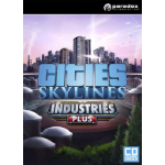 Paradox Interactive Cities: Skylines - Industries Plus, PC/MAC/Linux Videospiel PC/Mac/Linux Standard Deutsch