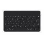 Logitech Keys-To-Go Bluetooth AZERTY Frans Zwart toetsenbord voor mobiel apparaat