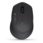 Logitech M280 mouse RF Wireless Optical 1000 DPI Ambidextrous