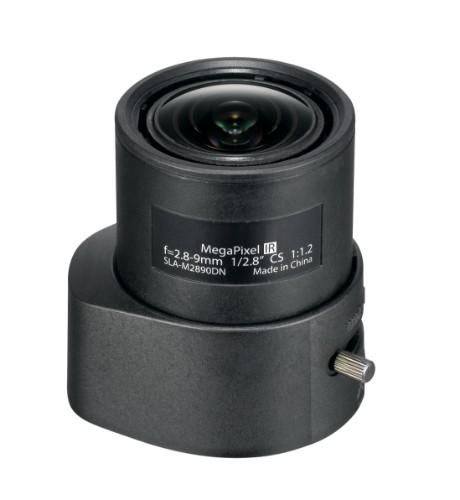 Hanwha SLA-M2890DN security camera accessory Lens