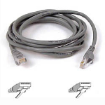 Belkin A3L791-50-PUR-S - New A3L79150PURS PATCH CABLE - RJ45 M - RJ45 M - 50 coaxial cable