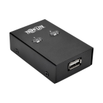 Tripp Lite U215-002 cable interface/gender adapter USB A USB B Black