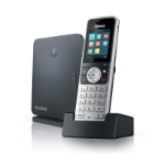 Yealink W53P DECT base station Black,Silver