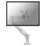 "Newstar FPMA-D940G 30"" Silver flat panel desk mount"