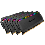 Corsair Dominator CMT64GX4M4E3200C16 memory module 64 GB 4 x 16 GB DDR4 3200 MHz