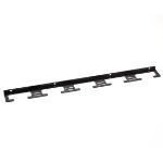 Black Box QCCMV-12U-S cable trunking system Metal