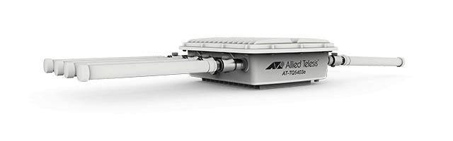 Allied Telesis AT-TQ5403e-00 punto de acceso WLAN 2133 Mbit/s Energía sobre Ethernet (PoE) Blanco
