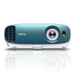 Benq TK800M data projector Desktop projector 3000 ANSI lumens DLP 2160p (3840x2160) 3D Blue, White