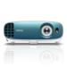 Benq TK800M videoproyector Proyector de alcance estándar 3000 lúmenes ANSI DLP 2160p (3840x2160) 3D Azul, Blanco