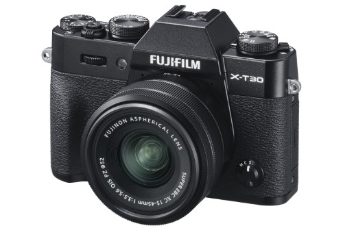 Fujifilm X -T30 + XC 15-45mm MILC Body 26.1 MP CMOS 6240 x 4160 pixels Black