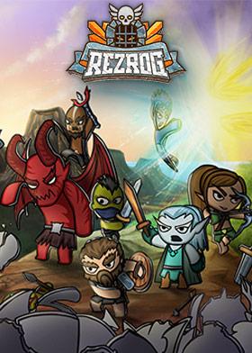 Nexway Act Key/Rezrog vídeo juego PC/Mac/Linux Español