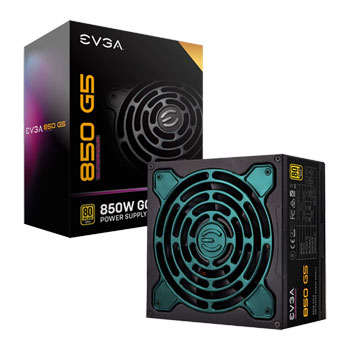 EVGA 220-G5-0850-X3 power supply unit 850 W ATX Black
