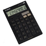Canon HS-121TGA Pocket Basic calculator Black