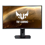 "ASUS TUF Gaming VG27WQ LED display 68.6 cm (27"") 2560 x 1440 pixels Full HD Black"