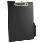 Q-CONNECT KF01296 Black clipboard