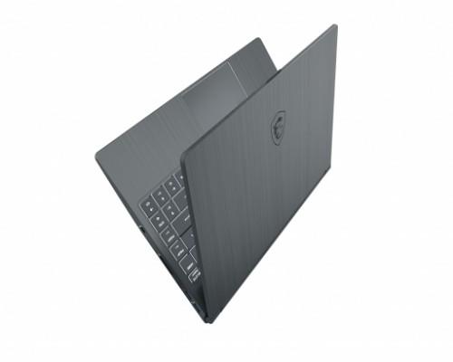 """MSI Modern A10RB-631UK Grey Notebook 35.6 cm (14"""") 1920 x 1080 pixels 10th gen Intel® Core™ i7 i7-10510U 8 GB DDR4-SDRAM 512 GB SSD Windows 10"""