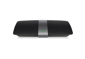 Linksys XAC1200 draadloze router Gigabit Ethernet Zwart