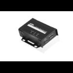 Aten VE901R AV receiver Black AV extender