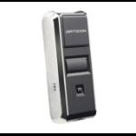 Opticon OPN-3002n Handheld bar code reader 1D/2D CMOS Black, Silver