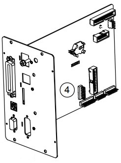 Datamax O'Neil DPR51-2480-00 printer/scanner spare part Label printer