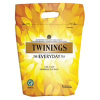 TWININGS EVERYDAY TEA BAGS PK1200 F13681