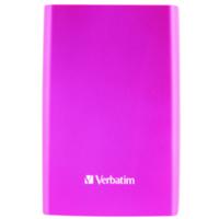 Verbatim Store 'n' Go external hard drive 1000 GB Silver