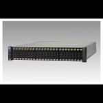 Fujitsu DX100 S4 Rack (2U) Black disk array