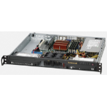 Supermicro CSE-512F-350B computer case Rack Black 350 W