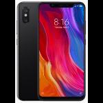 """Xiaomi Mi 8 15.8 cm (6.21"""") 6 GB 64 GB Dual SIM Black 3400 mAh"""