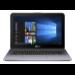 "ASUS VivoBook Flip TP203NAH-BP073T 1.1GHz N3350 11.6"" 1366 x 768pixels Touchscreen Grey Hybrid (2-in-1)"