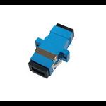 AddOn Networks ADD-ADPT-SCFSCF-SS fibre optic adapter SC Black,Blue