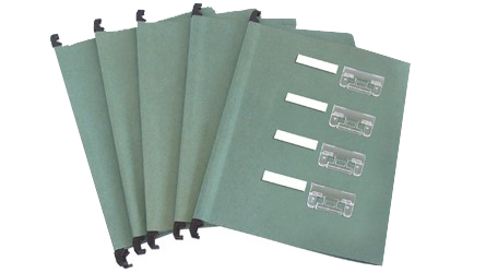 Cathedral Products Value A4 Suspension Files Pk10