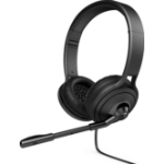 HP 500 Binaural Head-band Black headset