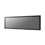 "Advantech DSD-5038 96,5 cm (38"") LED Digitale signage flatscreen Zwart"