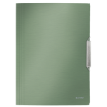 Leitz Style 3-Flap Polypropylene (PP) Green folder