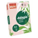 ADAGIO Rey Adagio A4 Paper 80gsm Pink RM500