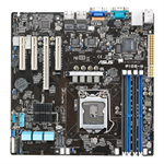 ASUS P10S-M Intel C232 LGA 1151 (Socket H4) Micro ATX server/workstation motherboard