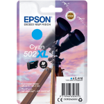 Epson 502XL 6.4ml 470pages Cyan ink cartridge C13T02W24010