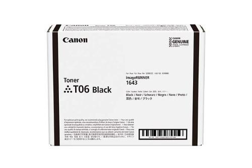 Canon 3526C002 (T06) black, 20.5K pages