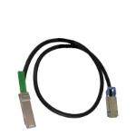 Hewlett Packard Enterprise 3m FDR InfiniBand cable QSFP SFF-8470 Black