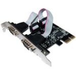 ST Lab PCIe 2S Serial Internal Serial interface cards/adapterZZZZZ], I-360