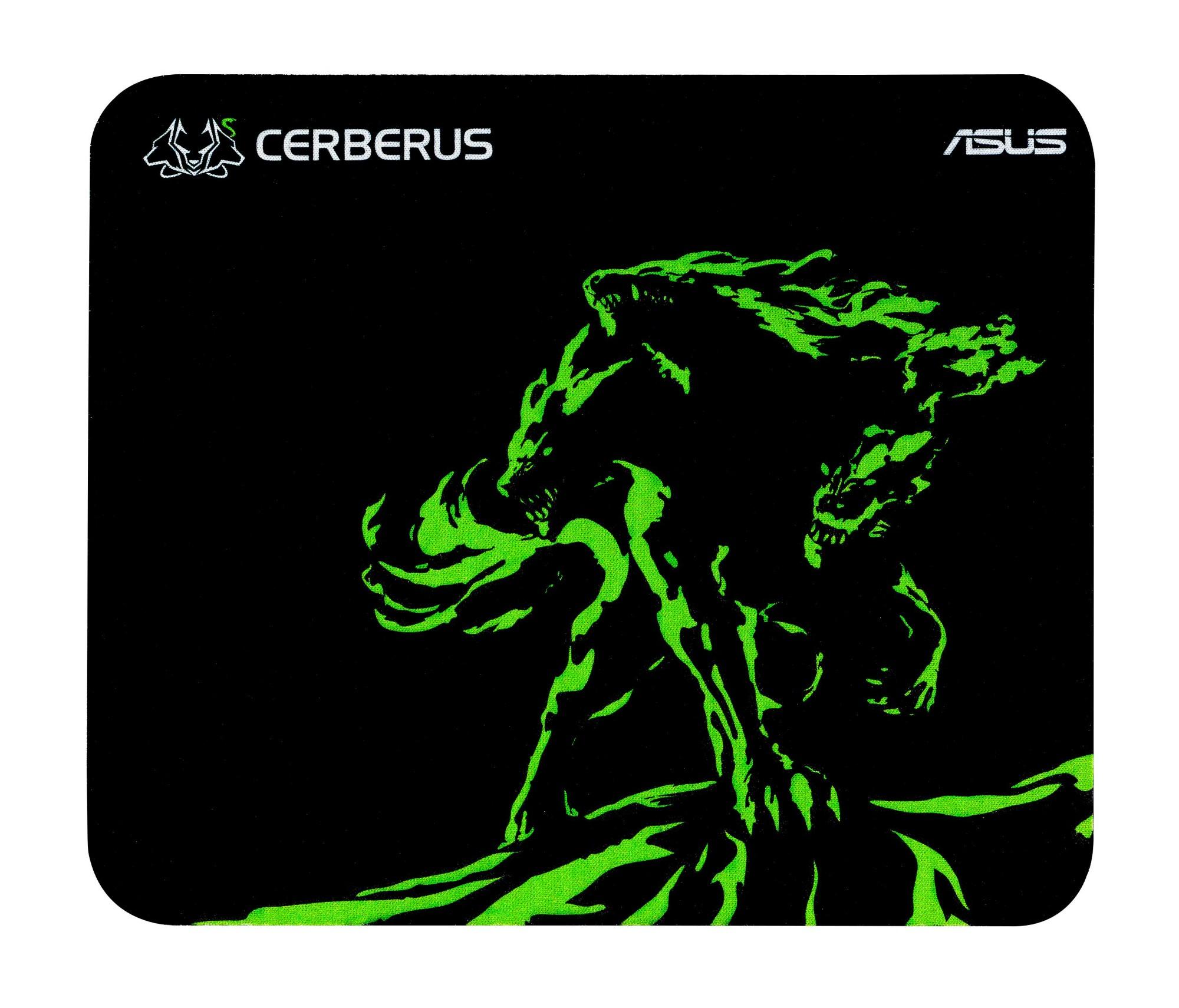 ASUS Cerberus Mat Mini Black, Green