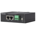 Intellinet Industrial Gigabit Ultra PoE Injector, 1 x 60 W Port, IEEE 802.3bt/at/af Power over Ethernet (Ultra POE/PoE+/PoE), Metal Housing